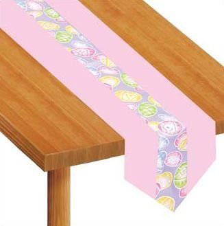 12'6' Runner (Easter Egg Fabric Table Runner 6' x 12