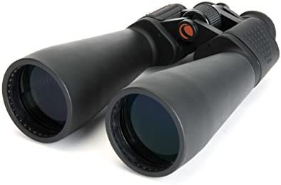 Celestron – SkyMaster 25×70 Binocular – Large Aperture Binoculars with 70mm Objective Lens – 25x Magnificiation High Powered Binoculars – Includes Carrying Case