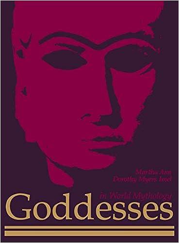 Amazon com: Goddesses in World Mythology (9780874367157