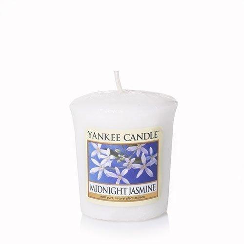 Jasmine Votive Candle - Midnight Jasmine Samplers® Votive Candles (Pack of 3)