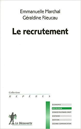 Livres Le recrutement pdf