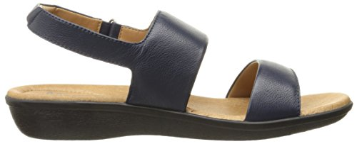 Dress Women's Sandal Clarks Penna Manilla Navy wFqxxOv