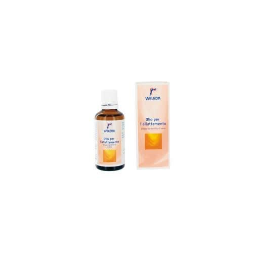 Weleda Nursing Oil, 50 ml (100ml = 19,80 Euro) by Weleda