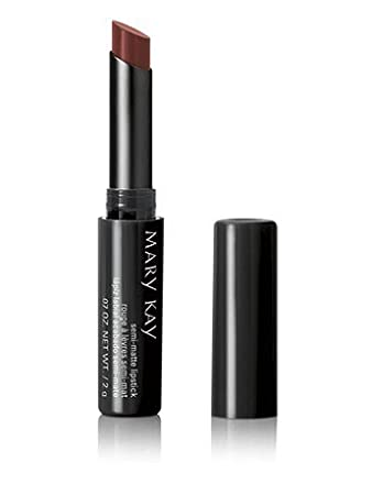 Amazon.com : Mary Kay Semi-matte Lipstick - Ruby : Beauty