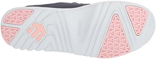 Charcoal para Scout Mujer Etnies Zapatillas Gris W's Skateboard de 8TqgxC