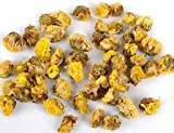 Ye Ju Hua Chinese Herb | Wild Chrysanthemum Flower Herb - Suitable to Clear Heat or to Relieve Toxicity - Medicinal Grade Chinese Herb 1 Lb - Plum Dragon Herbs