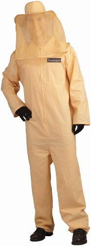 Forum Novelties Bee Keeper Adult Costume - Standard (Adult Bee Keeper Costume)