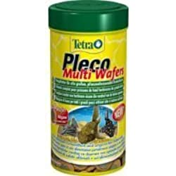Tetra Plecowafers 42g Cat Fish Plant Eating Fish Herbivorous Food Pet Care