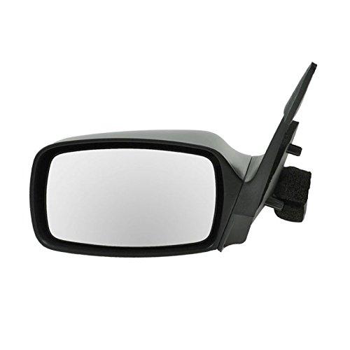 Power Side View Door Mirror Left Hand Driver Side for 98-00 Contour Mystique ()