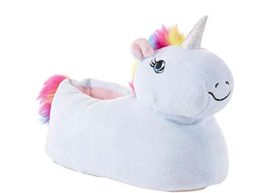 Unicorn Girls Slippers Plush Comfy Rainbow Bedroom House Bed Slipper Buy Online In Azerbaijan At Azerbaijan Desertcart Com Productid 90758468