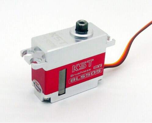 500 Class Helicopter - SAUJNN KST BLS505 Brushless HV Servo for 500 Class Helicopter Cyclic