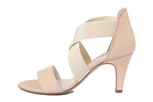GIANNI GREGORI - Sandalias de vestir de Piel para mujer rosa Nude