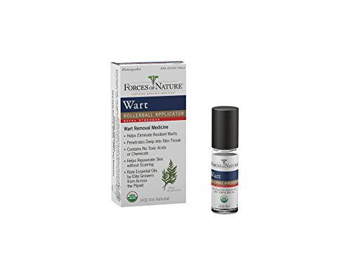Forces Of Nature Wart Control Extra Strength, Rollerball