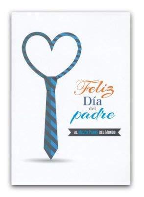 Amazon.com : Feliz dia del Padre (Happy Fathers Day Card ...
