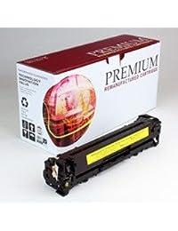 """<span class=""""a-offscreen"""">[Sponsored]</span>HP 125A CB542A Reman Yellow Toner 1.4K PR"""