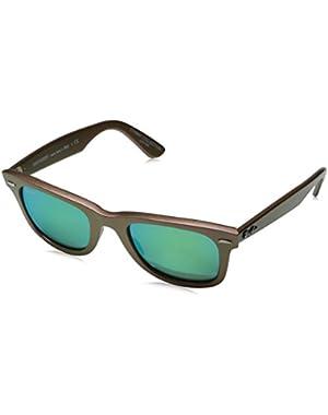 Men's 0RB2140 Square Sunglasses