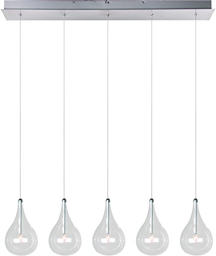 Teardrop Pendant Ceiling Light