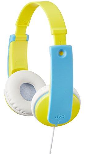 JVC Kids Wired Headphones - Yellow