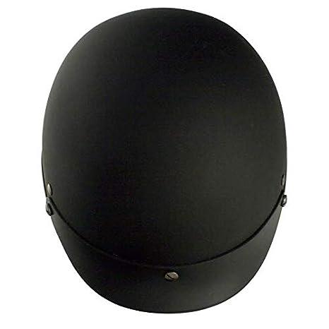 Gloss Black, Large VCAN V5 Cruiser Patriotic Eagle Graphics Half Helmet