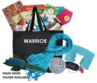 The Big Queasy Cancer Care Package - WARRIOR by Just Don't Send Flowers