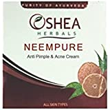 Oshea Neempure Anti Acne & Pimple Cream