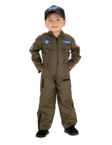 Air Force Fighter Pilot Costume - Toddler ()