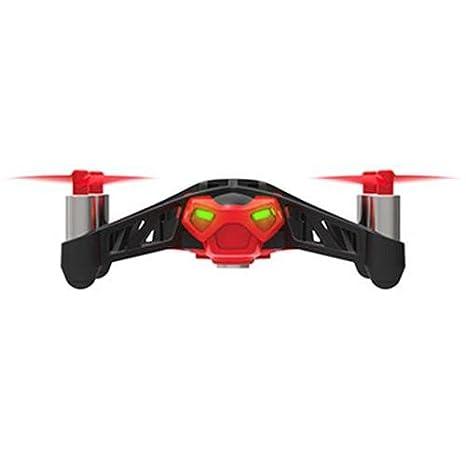 Parrot - MiniDrone Rolling Spider, Color Rojo (PF723002AA): Amazon ...