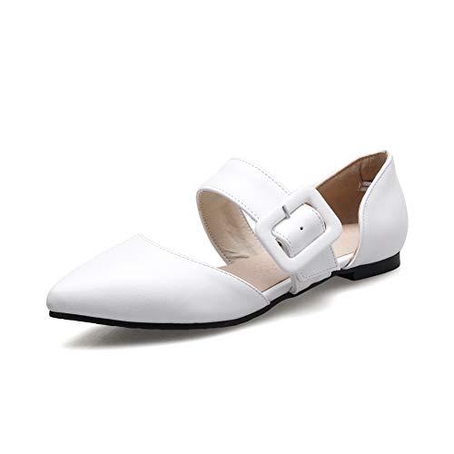 White Zeppa Donna 35 Bianco Aimint EU con Sandali EYR00143 YC1wq1