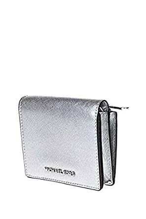 892e7b87c280 Image Unavailable. Image not available for. Color: Michael Kors Jet Set  Travel Saffiano Leather Carryall Card ...