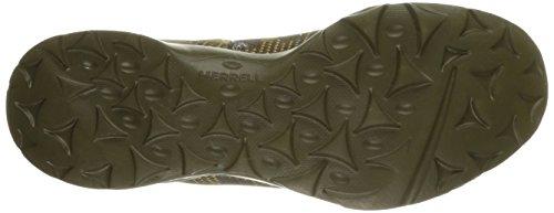 Versent Zapatillas Coriander Jaune Amarillo de Hombre Deporte Merrell 51WRqF1d