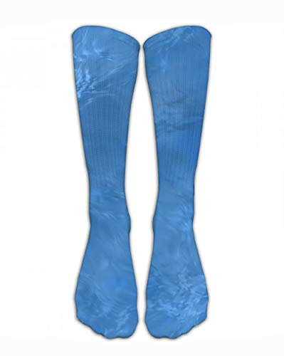 SARA NELL Clear Blue Water Sea Floor Compression