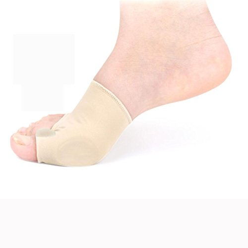 Alonea union Corrector And Bunion Relief Sleeve - Treat Pain In Hallux Valgus, Big Toe Joint, Hammer Toe, Toe Separators Spacers Straighteners Splint Aid Surgery Treatment (Small❤️) by Alonea (Image #8)