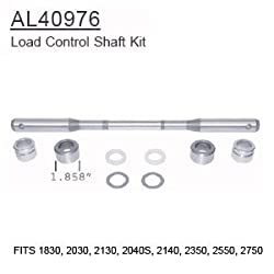 AL40976 John Deere Parts Load Control Shaft Kit 18