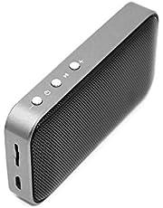 Bt209 مكبر صوت بلوتوث، Phomnd BT209 المحمولة اللاسلكية بلوتوث مكبر صوت صغير نمط الجيب الموسيقى مع ميكروفون يدعم بطاقة TF