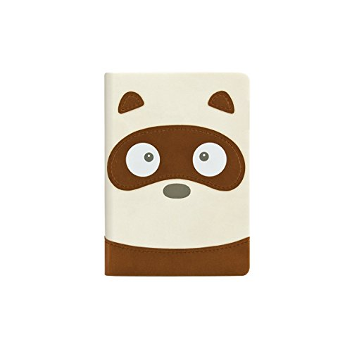 Animal Pals Notebook - Tanuki