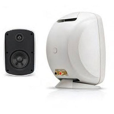 Russound 5B45W 4-Inch Outdoor 2-Way Speakers (White)