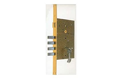 Ezcurra M59384 - Cerradura seguridad eskoborja 807 b