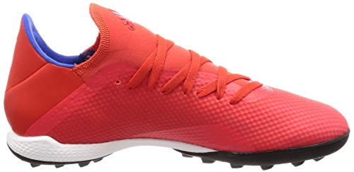 Tf Tango Adidas rojact X 3 000 azufue De 18 Futsal Multicolore Chaussures plamet Homme 55Irq