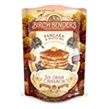 Birch Benders Organic Six Grain Cinnamon Pancake and Waffle Mix, 16 Ounce - 6 per case.