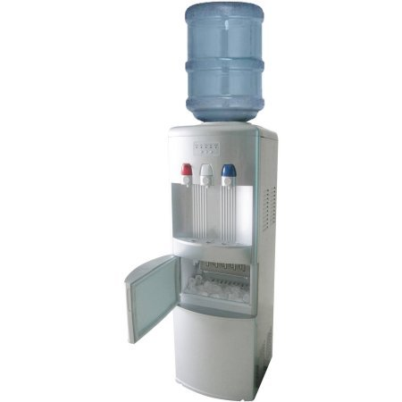 Igloo Premium Water Cooler/Dispenser with Ice Maker (Stainless)