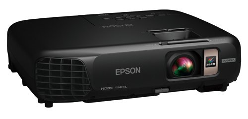 Epson EX7235 Pro, WXGA Widescreen HD, Wireless, 3000 Lumens Color Brightness, 3000 Lumens White Brightness, 3LCD Projector review