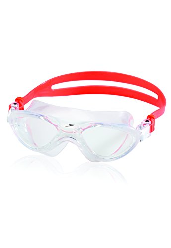 Speedo Kids' Hydrospex Classic Swim Mask, Clear, One Size