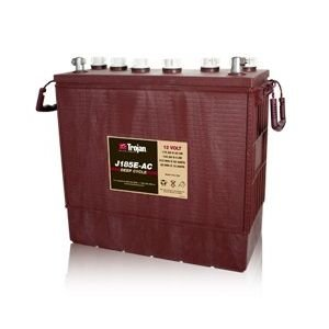 (Trojan J185E-AC Flooded Lead Acid 12V Deep Cycle Battery 175Ah FAST USA SHIP)