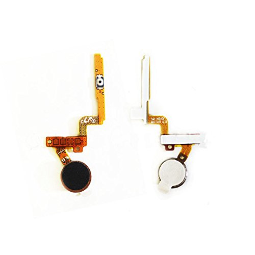 Flex Cable Ribbon with Vibration Motor Vibrator Module Power Button for Samsung Galaxy Note 4 N910