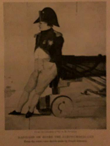 1912 Portraits of Napoleon at St. Helena (1815-1821)
