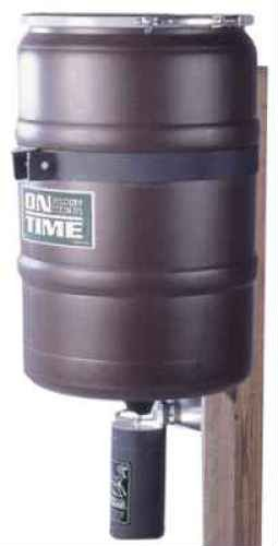 On Time Fish Feeder Lifetime Timer/Barrel/Bracket