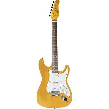 oscar schmidt by washburn double cutaway electric guitar natural os 300 nh. Black Bedroom Furniture Sets. Home Design Ideas