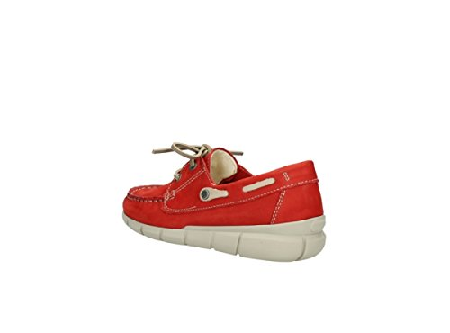 scarpe Rot 157 Laccio Wolky Cahita Nubukleder 1509 ZXWF15FnP