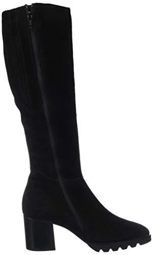 schwarz High Spektra Black Womens Boots Högl 0100 wgXO8w