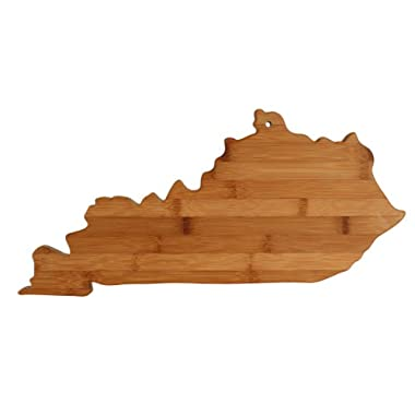 Totally Bamboo Cutting and Serving Board, Kentucky State